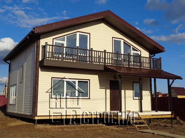 Строительство частного дома в Высоковске