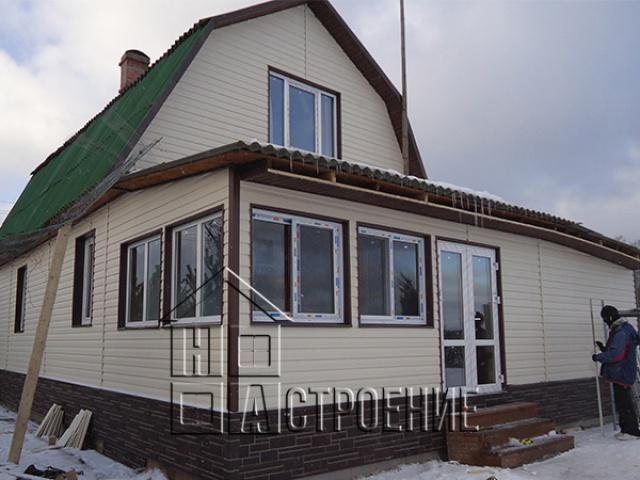 Ремонт дома в Воздвиженске