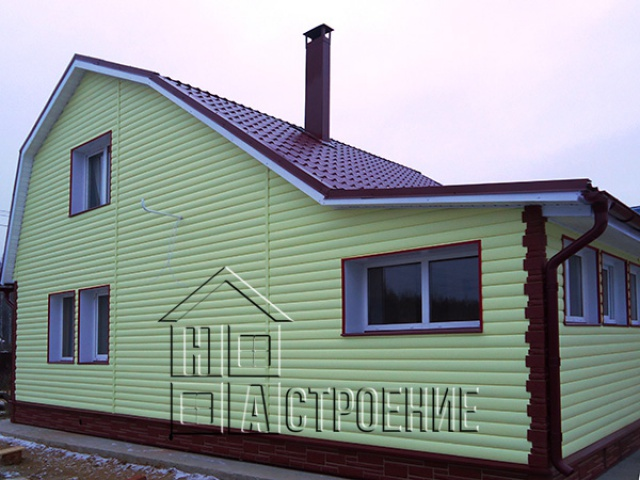 Ремонт крыши и фасада